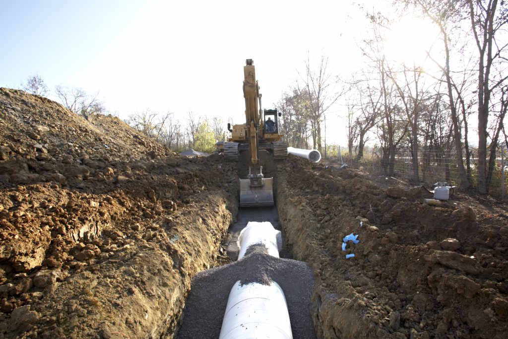 Louisville Water Company I-64 Project